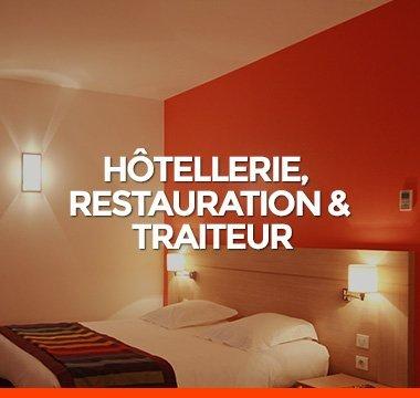 Hôtellerie, Restauration & Traiteur