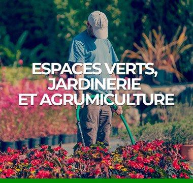 Jardins & Espace verts