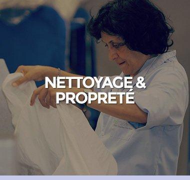 Nettoyage & Propreté